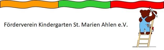 Förderverein Kindergarten St. Marien Ahlen e.V.